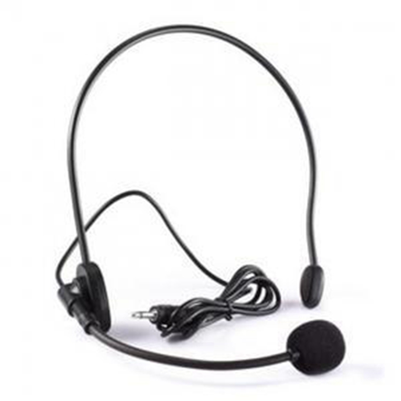 3 5MM Wired Microphone Headset Studio Conference Guide Speech Speaker Stand Microfone For Voice Amplifier Portable