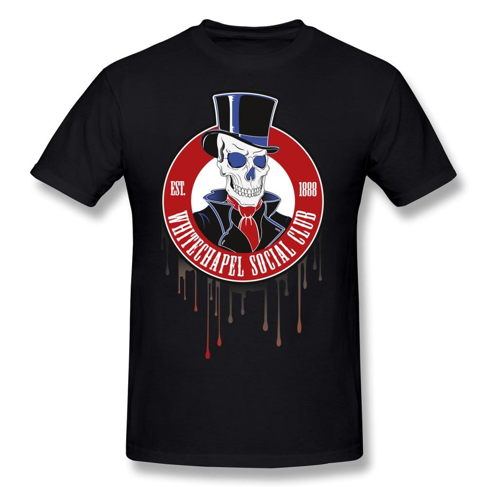 make own short sleeve t shirt mens whitechapel social club