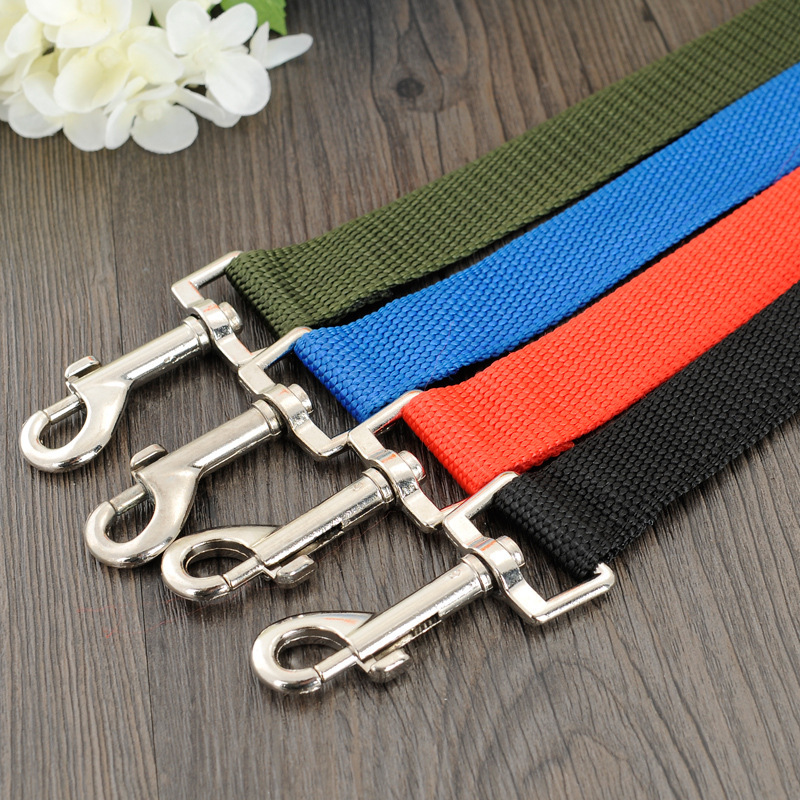 Adjustable Small Big Pet Dog Collars Leads Car Safe Products Harness Supplies Nylon Leash For Dogs DFP-002(China (Mainland))