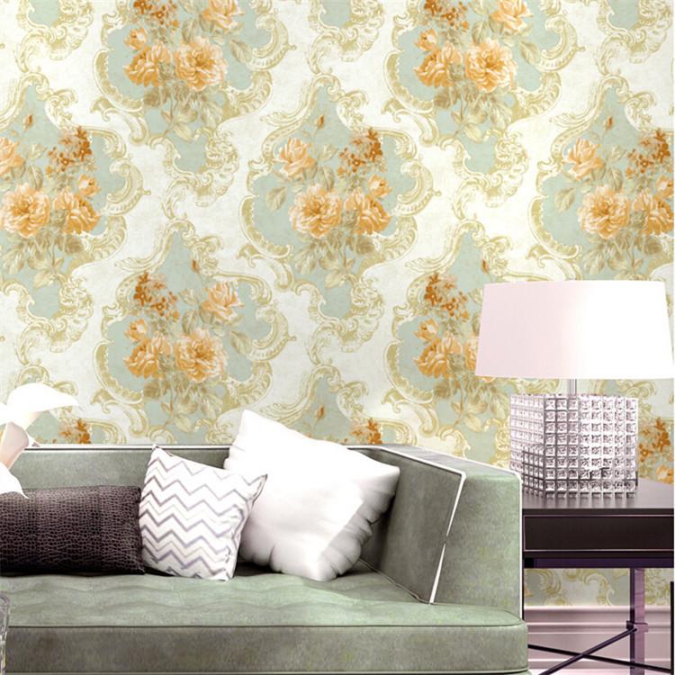 fleurs papier peint livraison promotion achetez des fleurs papier peint livraison promotionnels. Black Bedroom Furniture Sets. Home Design Ideas