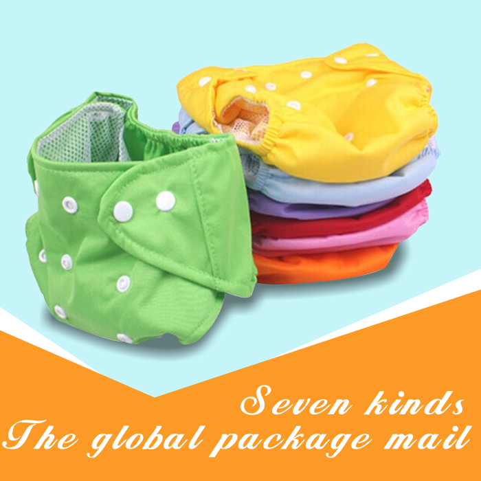 New Baby Newborn Washable Reusable waterproof diaper pants nappy liners changing insert cotton training pant cloth diapers sassy(China (Mainland))