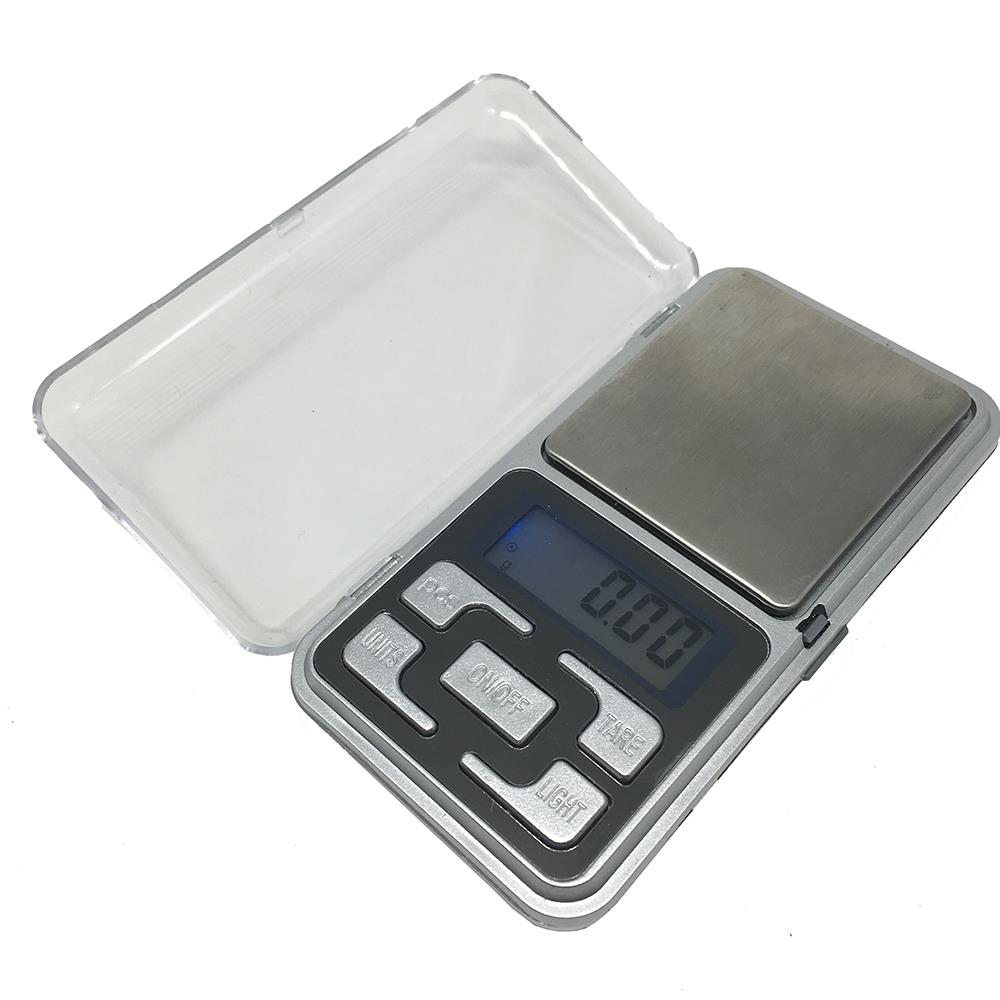 Hot Sale 200g x 0.01g Mini Electronic Digital Jewelry Scale Balance Pocket Gram LCD Display(China (Mainland))