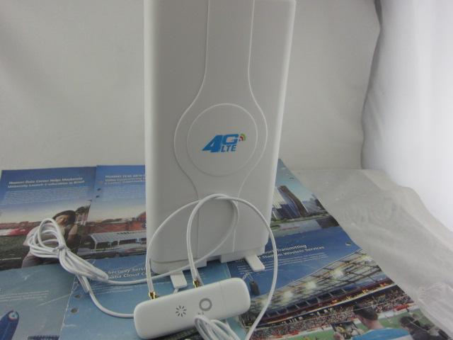 Dongle ZTE MF823 LTE 4G USB sbloccato 100mbps 3G SIMFREE Modem+Indoor New 4G lte MIMO antenna 49dBi(China (Mainland))
