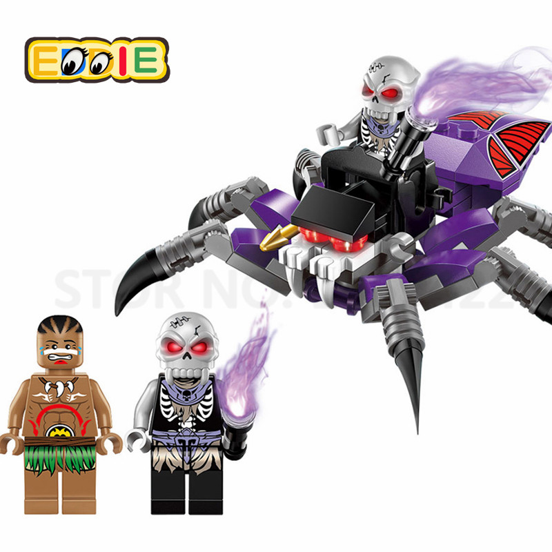 2016 New Arrival Enlighten Pirates Minifigures Lego Compatible Building Blocks Series Of Military Intelligence Toys For Children(China (Mainland))