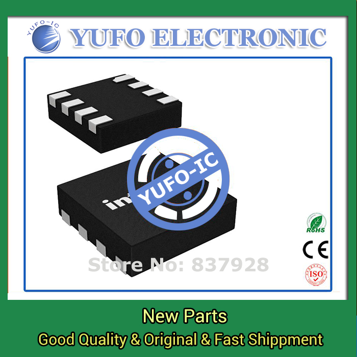 Free Shipping 5PCS ISL12057IRUZ-T original authentic [IC RTC CLK / CALENDAR I2C 8-UTDFN]  (YF1119D)