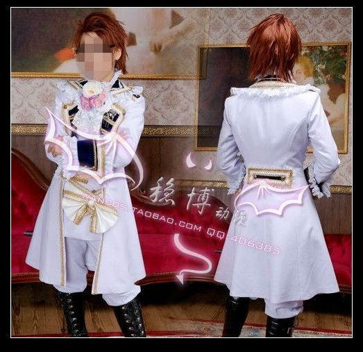 Anime APH Axis Powers hetalia Austria War of Independence cosplay costume uniform customize costume