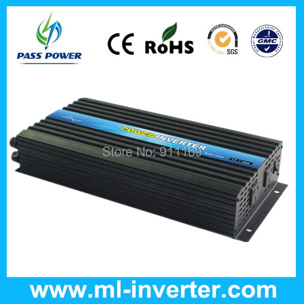 Professional Manufacturer Power inverter 12v 220v 2000w Pure sine wave off grid type + good quality fast delivery(China (Mainland))