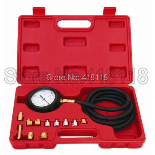 AUTOMATIC PRESSURE WAVE BOX METER ENGINE OIL TESTER KIT(China (Mainland))