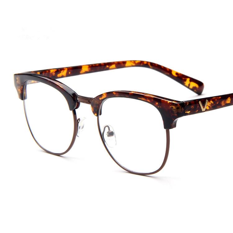 free shipping vintage titanium eyeglasses frames for