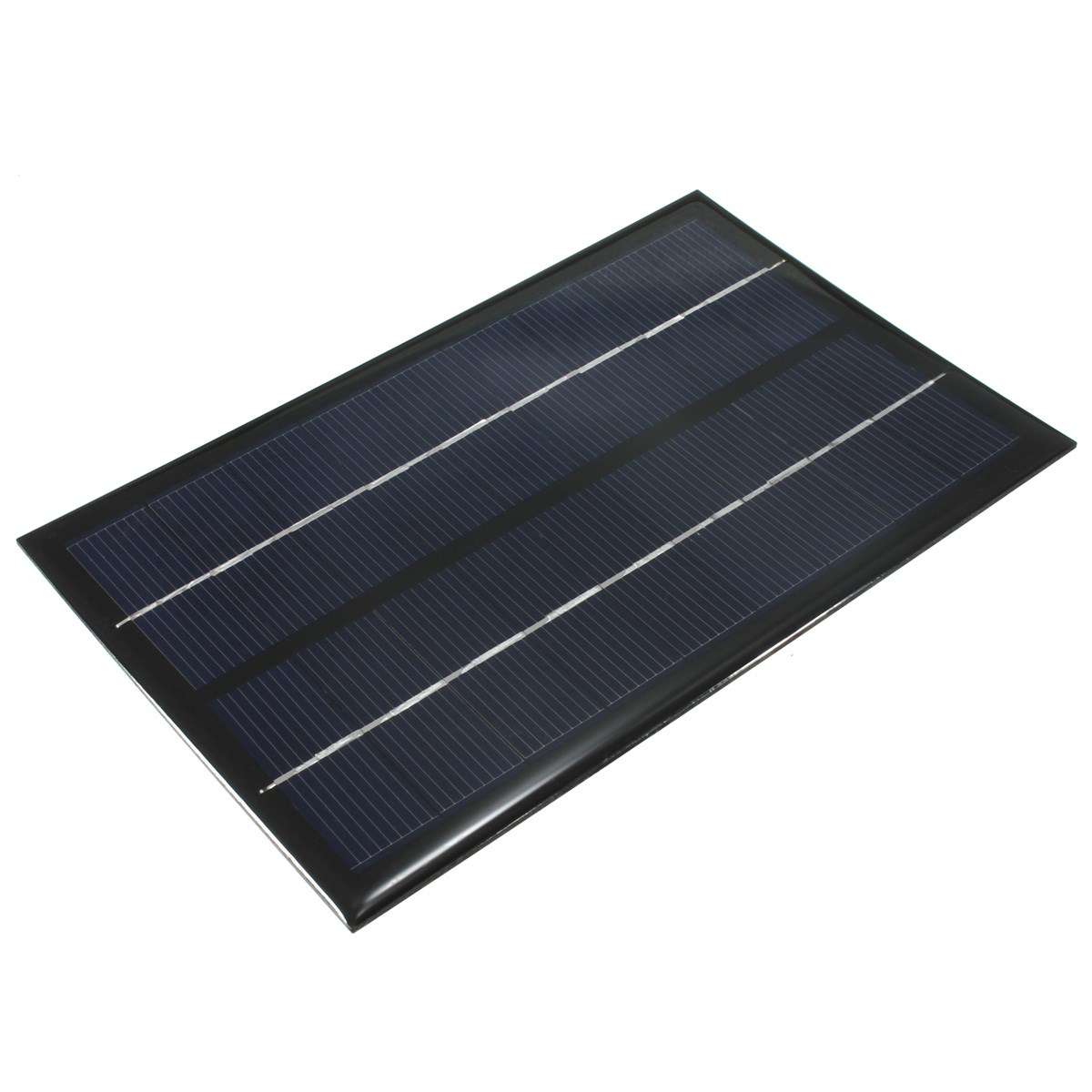 Hot Sale 9V 3W Monocrystalline Silicon poly Epoxy solar Panel small solar cell PV module for DIY solar display light 125x195mm(China (Mainland))