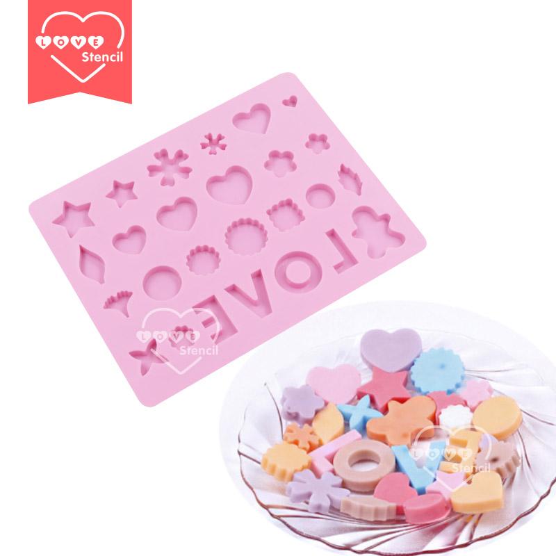 Acquista all 39 ingrosso online stampi per sapone flessibile for Attrezzi cucina in silicone