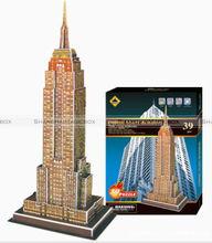 3d puzzle building promotion