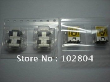 Mini USB Jack Female Connector 10 Pin for Philips Product 20 pcs per Lot