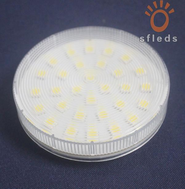 14pcs/Lot  30led 5W Two years Warranty 5050 smd GX53 LED Lamp 220v 230v 240v