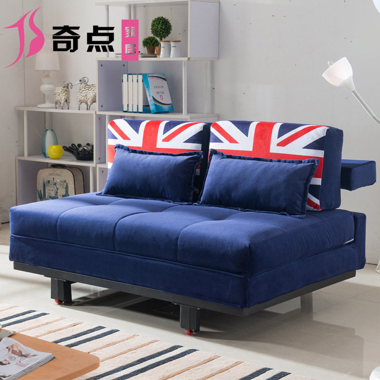 multifunctional sofa bed 1 5 m 1 2 m double fold out sofa