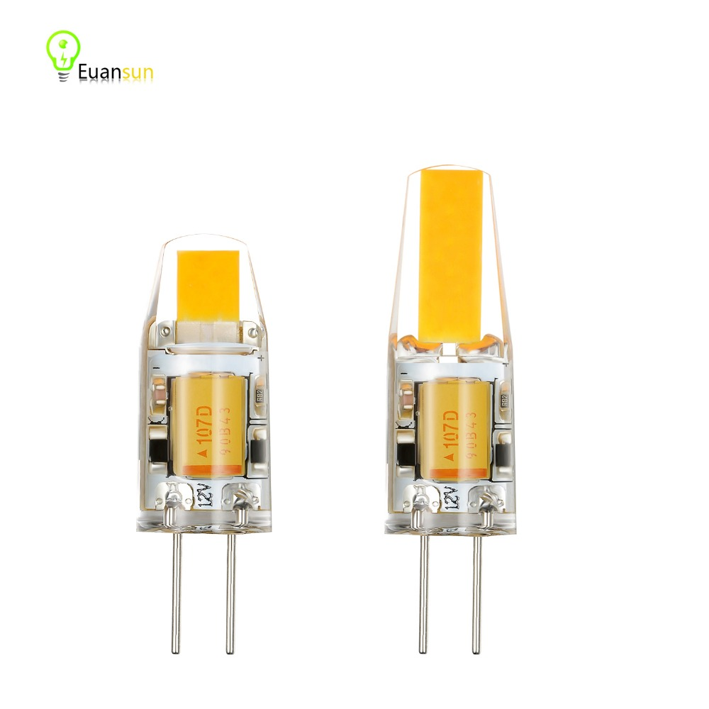 Mini G4 LED Lamp COB LED Bulb 6W DC / AC 12V LED G4 COB Light Dimmable 360 Beam Angle Chandelier Lights Replace Halogen G4 Lamps(China (Mainland))