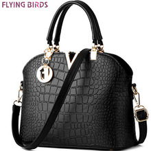 FLYING BIRDS! famous brand women leather handbags women bags High quality women's messenger bags bolsas pouch bag tote LS4581(China (Mainland))