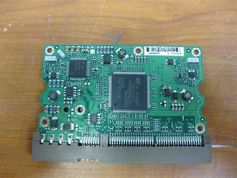 "Free Shipping PCB 100406538 REV A for Seagate ST3750640NA 3.5"" IDE 750GB hard drive logic board(China (Mainland))"