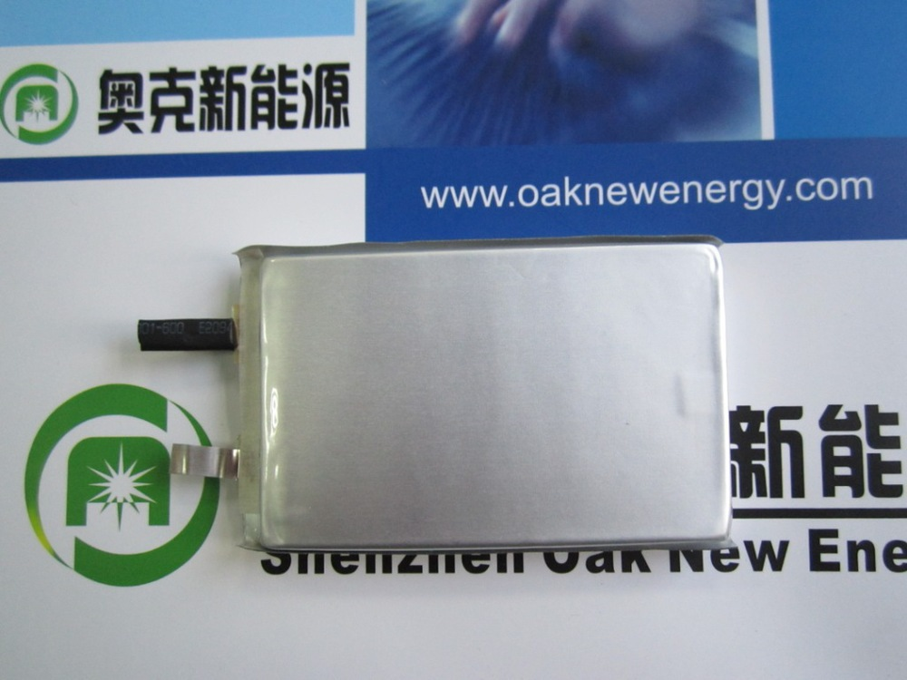 High -capacity polymer batteries 105183 , mobile power battery , prismatic rechargeable battery lithium battery