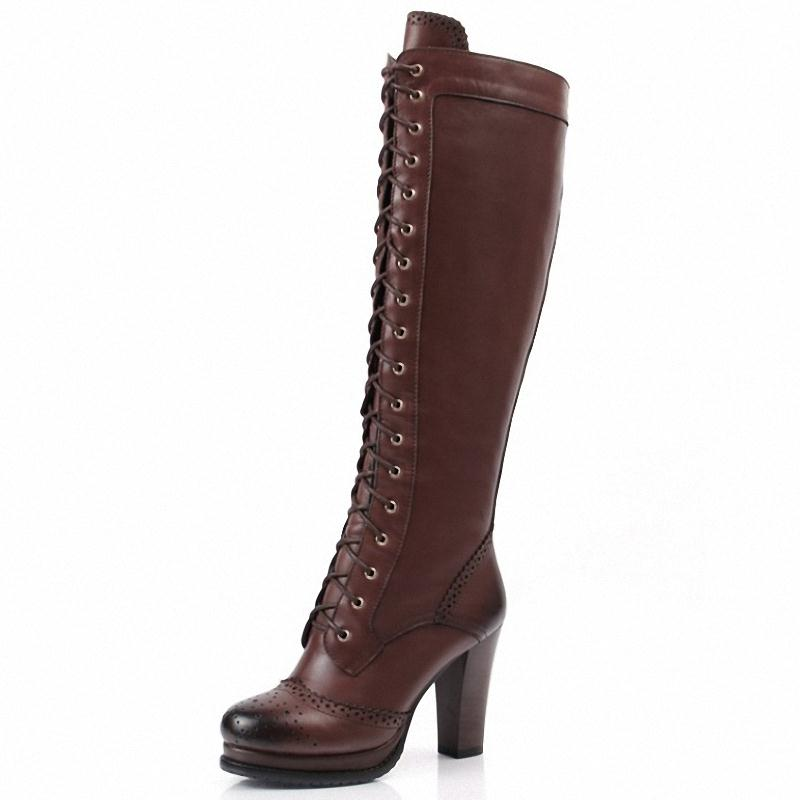 enmayer high quality winter boots designer
