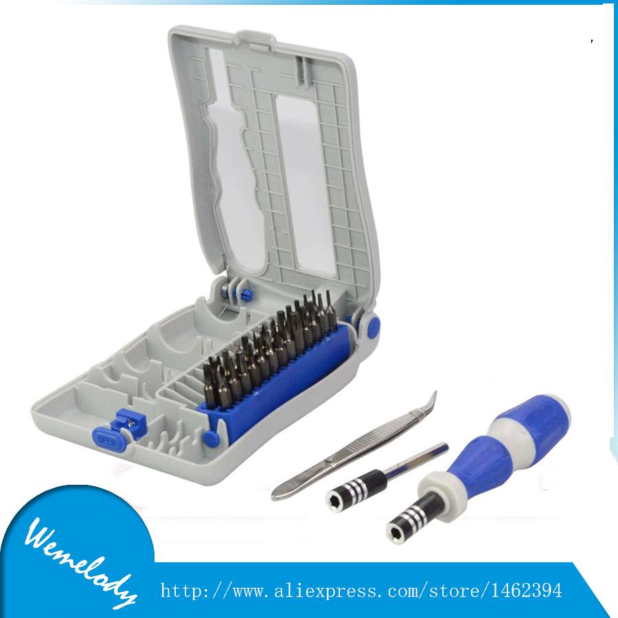 JK6026B 29 1 Screwdriver kit mobile repairing tool kit set mobile phone iphone htc smartphones Professional Opening Tool