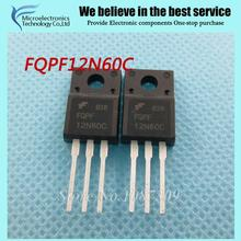 1 FQPF12N60C 12N60C 12N60 600V 12A MOSFET N-Channel transistor TO-220F new original - Microelectronics Technology Co., Ltd. store