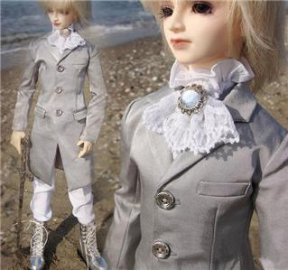Фотография [wamami] 510# Prince Suit/Clothes 1/3 SD BJD Boy Dollfie