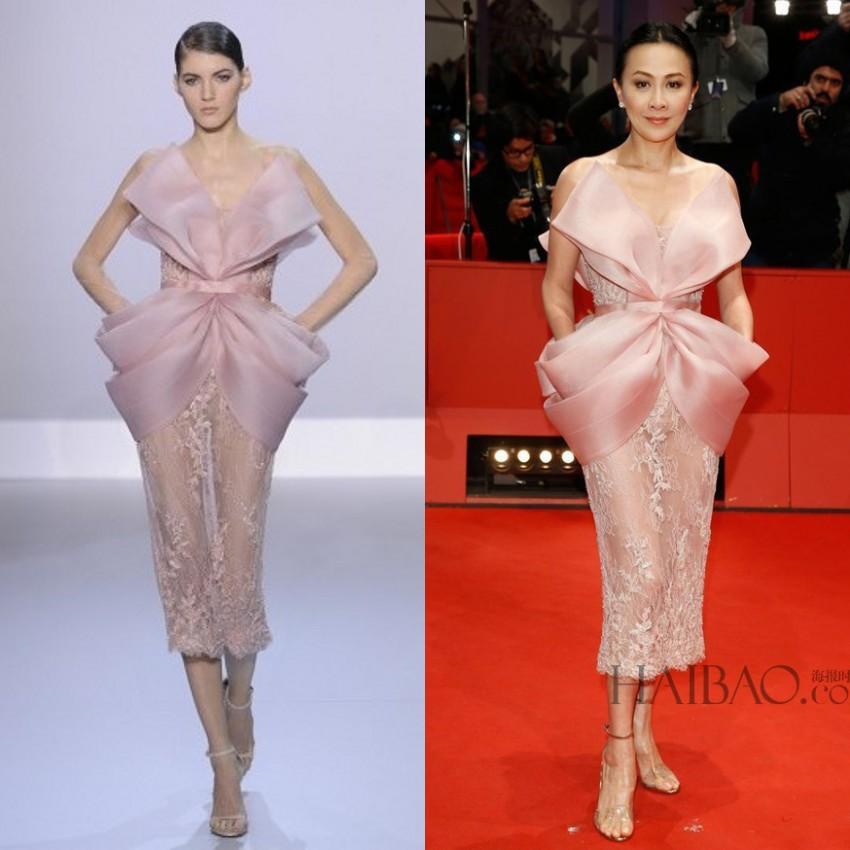 Celebrity Imitation Dresses 103