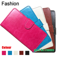 Buy Top Selling 5 colors Fashion 360 Rotation Ultra Thin Flip PU Leather Phone Cases Doogee Shoot 2 for $3.98 in AliExpress store