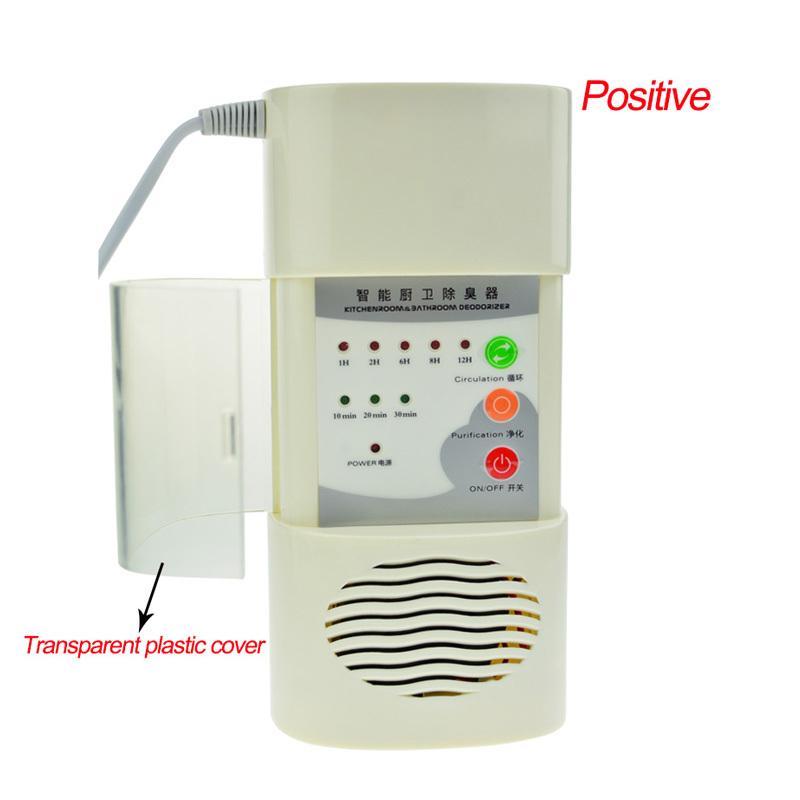 Гаджет  New 2014 Air Purifier For Home Deodorizer Ozone Generator 220v For Sterilization Germicidal Filter Disinfection Clean Room None Бытовая техника