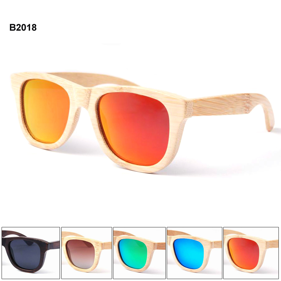 Revo mirror polarized bamboo sunglasses women wayfarer wood glasses with metal spring hingeОдежда и ак�е��уары<br><br><br>Aliexpress