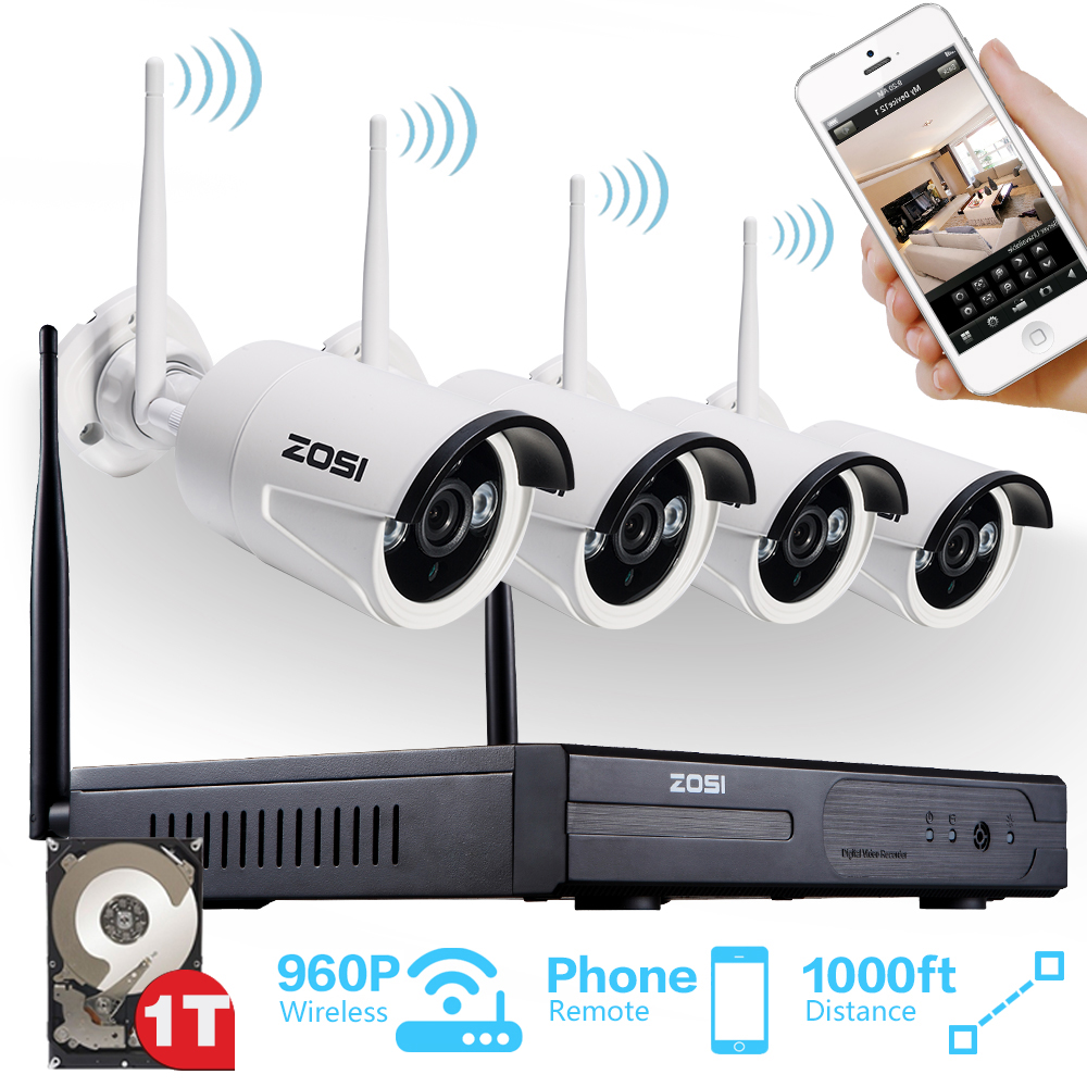 buy 2016 home security wireless wifi ip camera p2p 720p hd. Black Bedroom Furniture Sets. Home Design Ideas