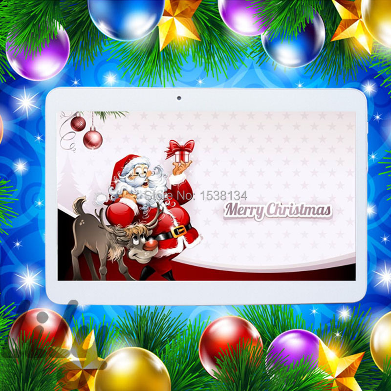 10-inch quad-core tablet pc GPS Bluetooth wifi 3G 1280 * 800 talk SIM wifi RAM: 2G / 16G Android 4.4 Spain Russian keyboard(China (Mainland))