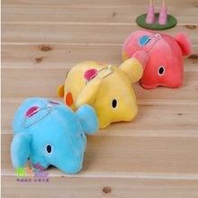 2016 hit Japan sad circus elephants multicoloured plush toys like doll accessories gift gift WJ009 random colors