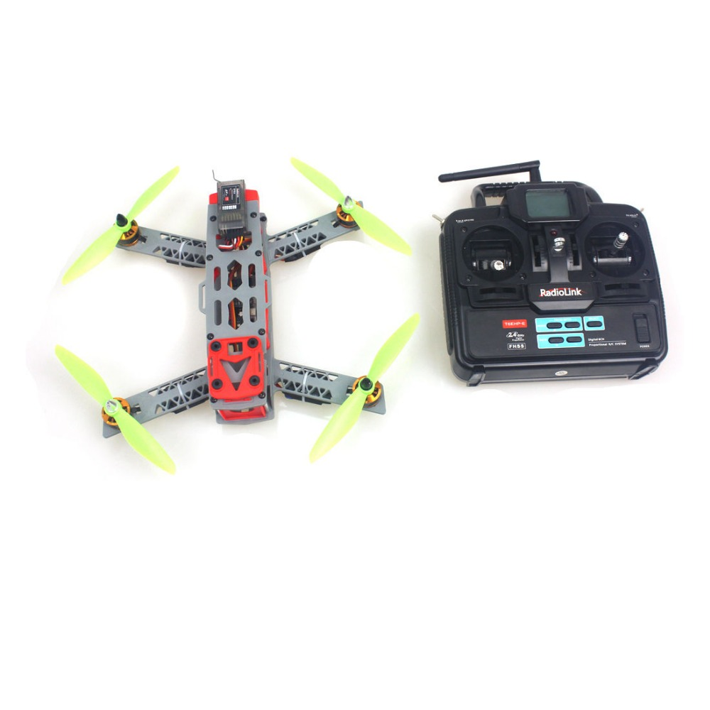 Здесь можно купить  F16051-D KINGKONG 260 Across Frame Small RFT Drone with QQ Flight Controller Motor ESC 6Ch TX & RX No Battery charger FS F16051-D KINGKONG 260 Across Frame Small RFT Drone with QQ Flight Controller Motor ESC 6Ch TX & RX No Battery charger FS Игрушки и Хобби