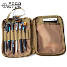 Tactical Pocket Organizer Bag Tactical Map Phone Pouch MOLLE Military Utility Message Accessory Waist Bag 1000D nylon SBS zip(China (Mainland))
