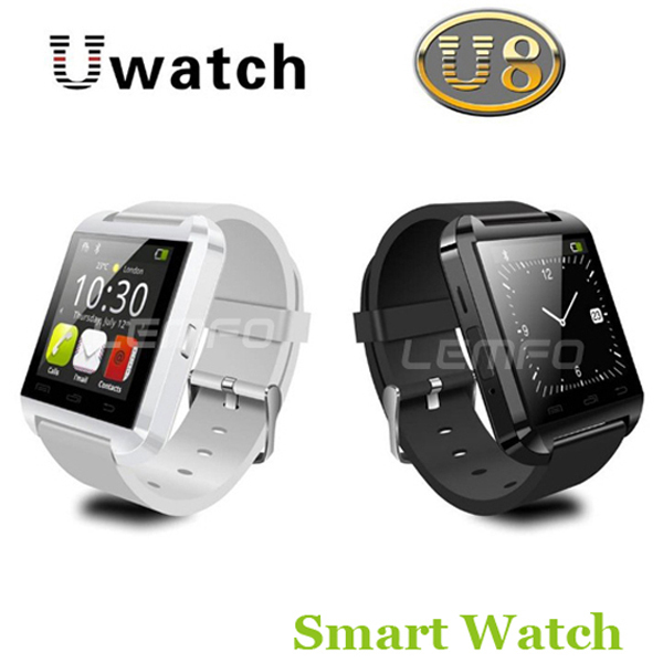 Bluetooth Smart Watch WristWatch U8 U Watch for Samsung HTC Huawei LG Xiaomi Android Phone Smartphones Support Sync Call Message(China (Mainland))
