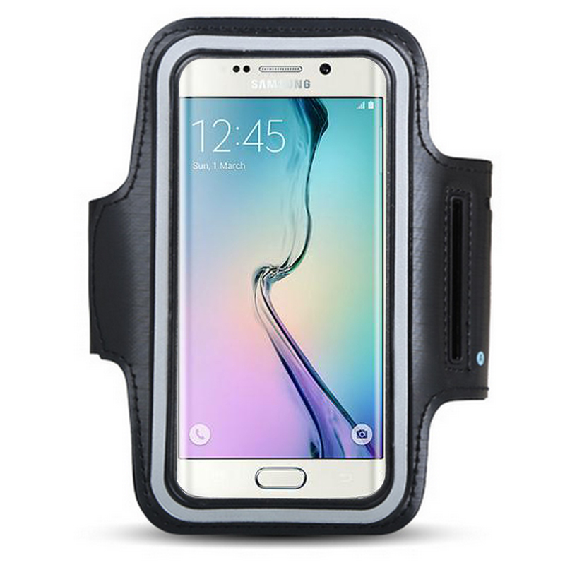 IDOOLS Running Jogging Sports Waterproof Armbands Case Designed For Samsung Galaxy S7 / S7 Edge Armband Mobile Phone Bags For S7(China (Mainland))