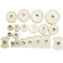 20pcs Watch Back Press Fitting Dies Watch Repair Kit Round and Rectangular E2shopping(China (Mainland))