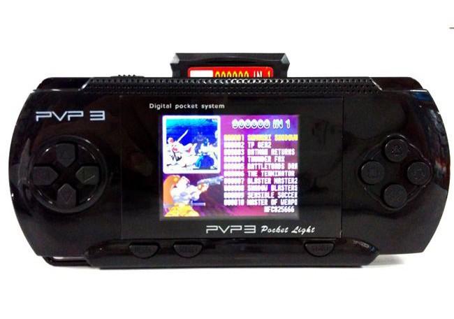 New pvp3 16 bit Portable game player TFT LCD Screen Handheld PVP2 TV Game 100PCS/LOT(China (Mainland))