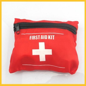 Free Shipping Emergency ambulance Medical Bag First-aid kit For Outdoor Activity Camping Trip 190016