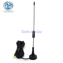 Buy 3DBi Gains ADS-B 1090Mhz MCX Male Connector Aerial Magnetic Base RG174 3M Signal Booster Antenna for $3.75 in AliExpress store