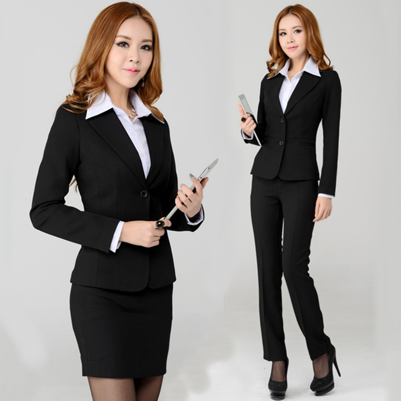 With our women's business attire, it is easy to always be dressed confidently, and be prepared for anything the day throws at you. Business attire for women can be hard to find sometimes. Some skirts and tops are too short, too tight, or too low cut.