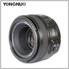 Yongnuo Lens 50mm F/1.8 1:1.8 Auto Focus Standard Prime Lens AF / MF for Nikon DSLR Camera(China (Mainland))
