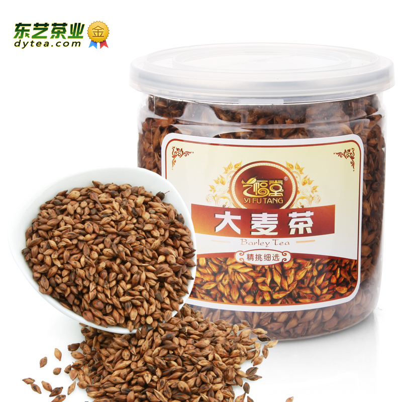 Dongyi tea barley tea belt coffee aroma whitening beauty malt tea 160g