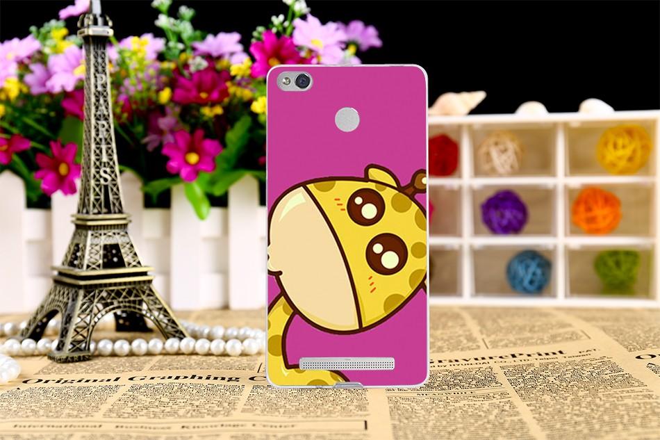 Soft TPU Hard Plastic Cases For Xiaomi Redmi 3 Pro Hongmi 3 Pro Cover For Xiaomi Redmi3 Pro 5 inch Phone Accessories Back Cover