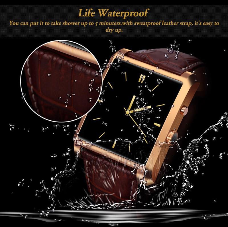 Aliexpress.com: Comprar Reloj inteligente DM08 resistente al agua ...