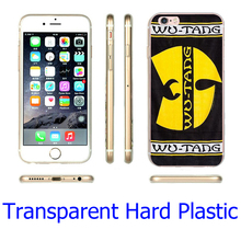 Buy Wu Tang Clan Hip Hop Rap Band Hard Transparent Phone Case iPhone 7 6 6S Plus 4 4S 5C 5 SE 5S Cover for $1.79 in AliExpress store