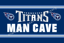 Buy Tennessee Titans Flag NF* National Football League 3ft X 5ft Polyester Banner Flying 150* 90cm Custom Flag Sport MAN CAVE TT10 for $6.60 in AliExpress store