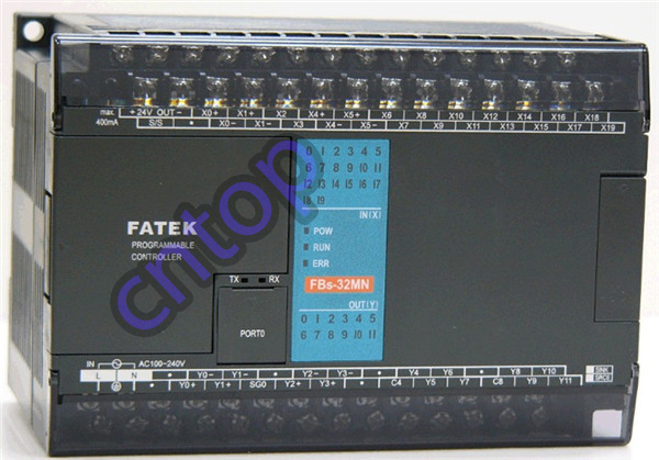 Free shipping New original FBs-32MNT2-AC Fatek PLC with  24VDC Digital input 16 relay output 8 System Unit 1 COM<br><br>Aliexpress